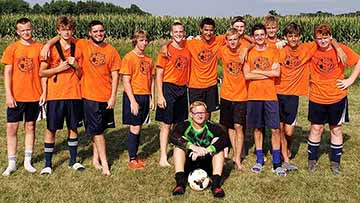 Galion Soccer Parents Selling Mulch To Send Team To Columbus