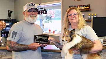 Mainstreet Studios Recognized For Fundraising Efforts