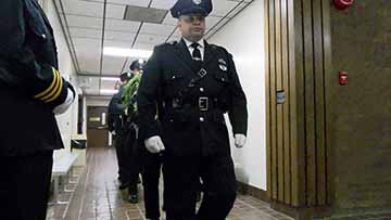 Mansfield Police Pay Tribute To Fallen Officers