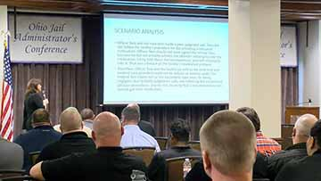 Statewide Jail Administrator Conference Comes To Shelby