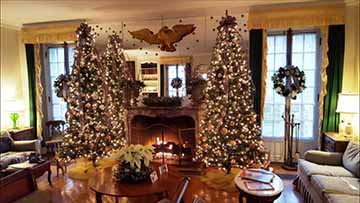 Malabar Farm Hosting Candlelight Holiday Tours In December