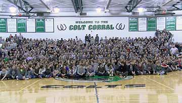 Clear Fork Schools Remember Grant Reed