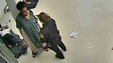 Video Released Of Richland Jail Inmate-Officer Confrontation