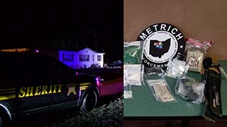 Police Arrest Multiple Suspects In Crestline Narcotics Bust