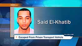 UPDATE: Law Enforcement Continues Search For Escaped Inmate