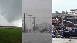 911 Calls Show Community Banding Together After Tornado
