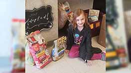 8-Year-Old Forgoes Birthday Presents In Favor Of Donations