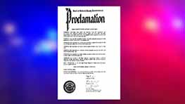 Richland County Recognizes First Responders Appreciation Day