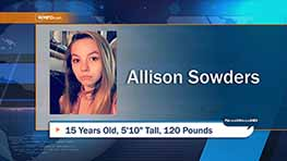 Richland County Sheriff's Office Seeking Missing Juvenile