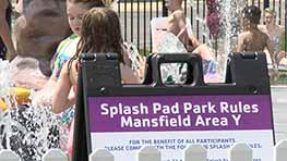 Mansfield Beats The Heat With Long Awaited Splash Park