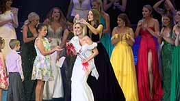 Caroline Grace Williams Named Miss Ohio 2019