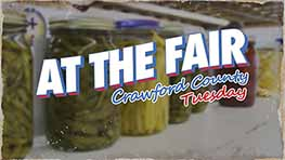 At The Fair: Crawford County Tuesday