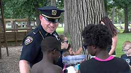 MPACT Program Strengthens Ties Between Community And Police
