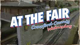 At The Fair: Crawford County Wednesday