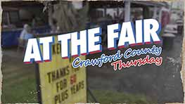 At The Fair: Crawford County Thursday