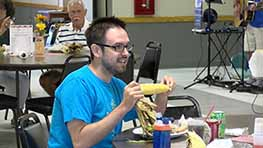 Corn Roast Raises Money For Hospice In Ashland