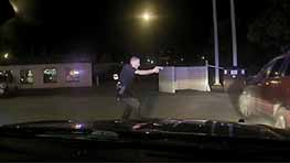 WATCH: Dashcam Footage Of Mansfield Police Pursuit