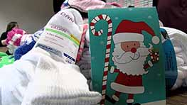 Socks For Seniors A Massive Success, Over 3000 Pairs Donated