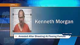 Marion Man Fires Gun At Fleeing Woman After Domestic Dispute