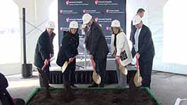 UH Samaritan Richland Health Center Construction Begins