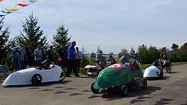NCSC Students Race To Success With Kehoe Grand Prix