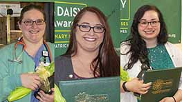 Avita Health System Nurses Recognized With DAISY Award
