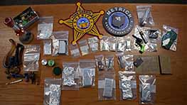 METRICH Arrests Four On Drug Charges