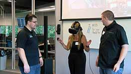 ES Consulting Brings Virtual Reality To After Hours