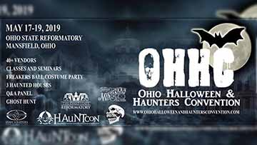 Ohio Halloween And Haunters Convention Coming To OSR