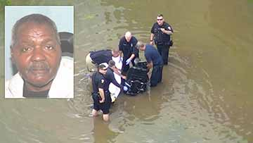 Video Shows Rescue Of Missing Elderly Man In Mansfield